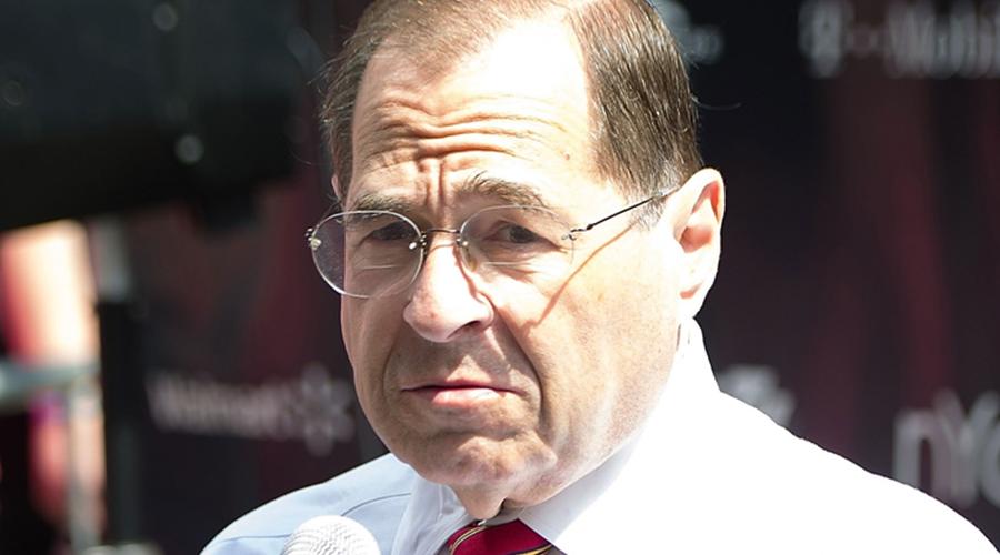 NY Rep Jerry Nadler